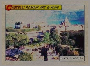 Roman Hills: Wine & Art