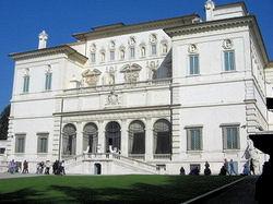 The Borghese Villa