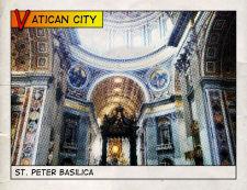Vatican/Sistine Chapel